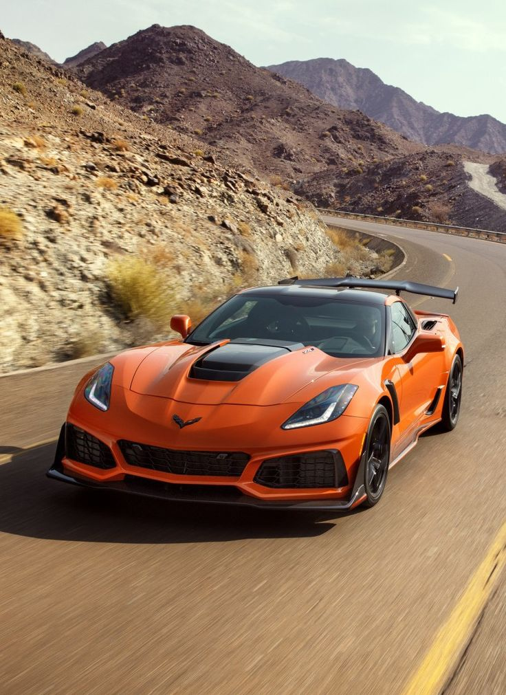 2019 Chevrolet Corvette ZR1 755 HP Corvette zr1