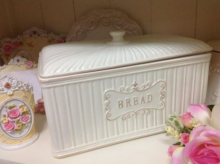 Bread Ceramic Container Kk Ceramics Porcelains Resins