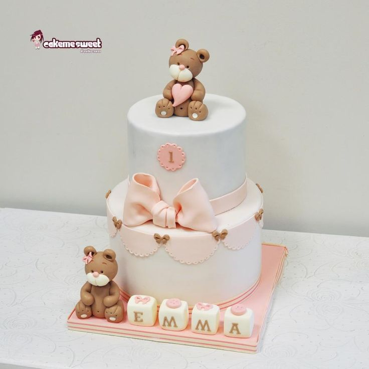 Emma's 1st birthday by Naike Lanza