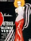 Affiches, posters et images de La Vénus blonde (1932) - SensCritique