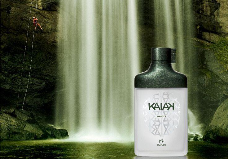 Aqui tem promoção hoje!!! de R$ 104,60 por R$ 69,00  Desodorante Colônia Kaiak Aventura Masculino com Cartucho - 100ml