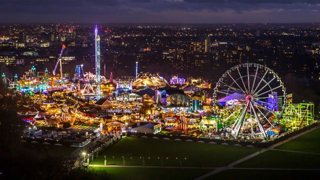 Festive family favourite Winter Wonderland London returns to Hyde Park. Find out about Winter Wonderland tickets, ice skating and more. 18 Nov-2 Jan