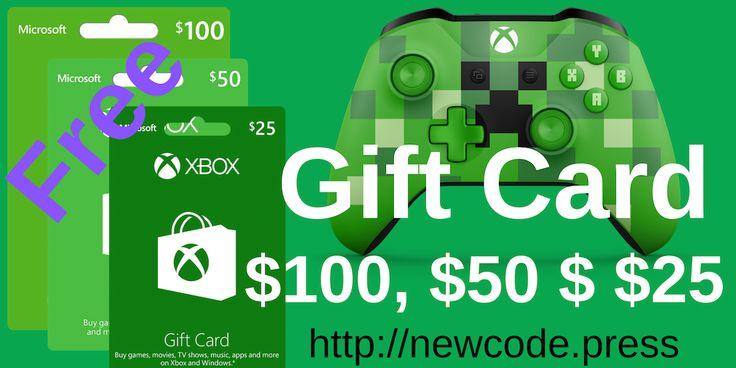 Get free xbox gift card xbox gift card xbox gifts
