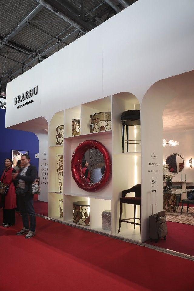 Erstaunliche Luxus Möbel für das perfekte Wohndesign   Samt Polsterei   Messing Möbel   BRABBU Inspirationen   www.brabbu.com