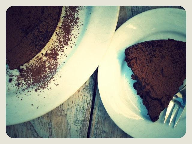 Frikkie Awesome: Chocolate Fudge Cake