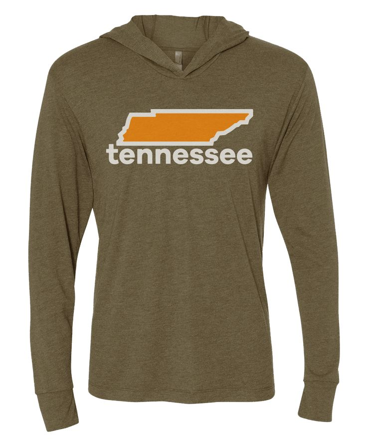 State Of Tennessee T-Shirt Hoodie