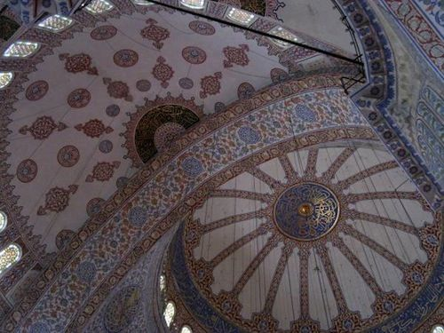 Istanbul City Guide: Blue Mosque, Belly Button, Place