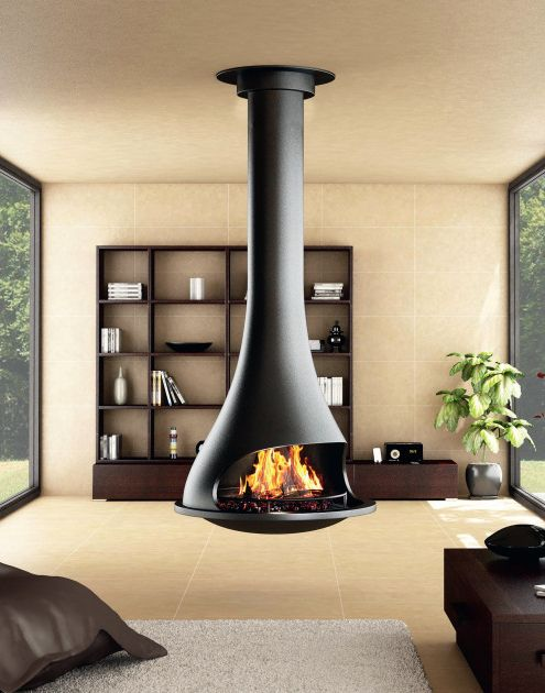 that's the fire place you want to get when you buy a quality house. By JC Bordelet