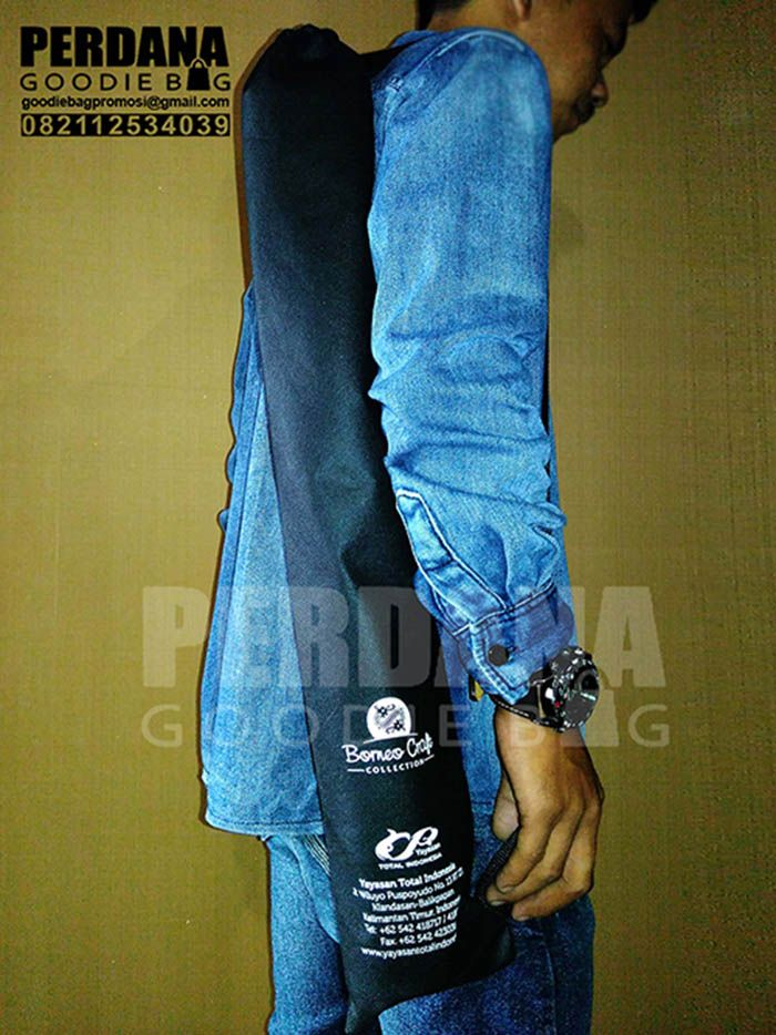 Menerima pembuatan tas promosi dan tas souvenir Tas Bahan SpunbondKlien YTI Di Bintaro Taskanvas.net…