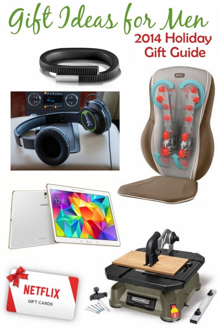 Great Gift Ideas for Men  2014 Gift Guide