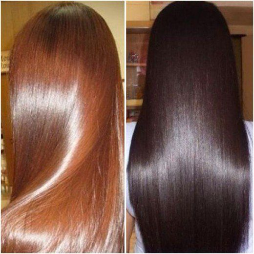 Add some shine to your hair from home, for a very low cost! Using ingredients found in your kitchen, you can have professional-looking locks.