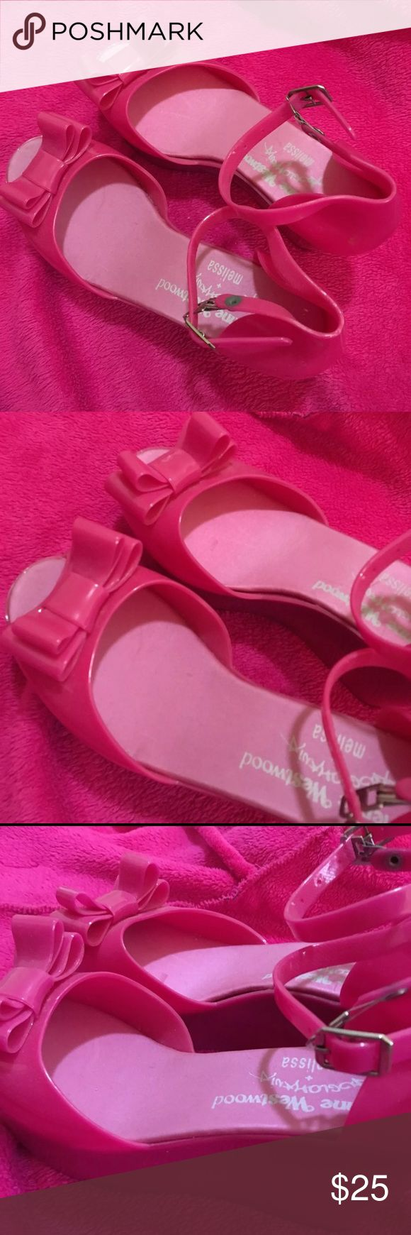 Wedges for Women Hot pink Wedges in  very good condition. Shoes Wedges