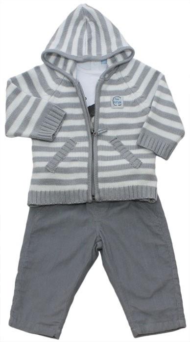 Conjunto 3 piezas con chaqueta pantalon y camiseta | 3 piece set jacket pants and shirt