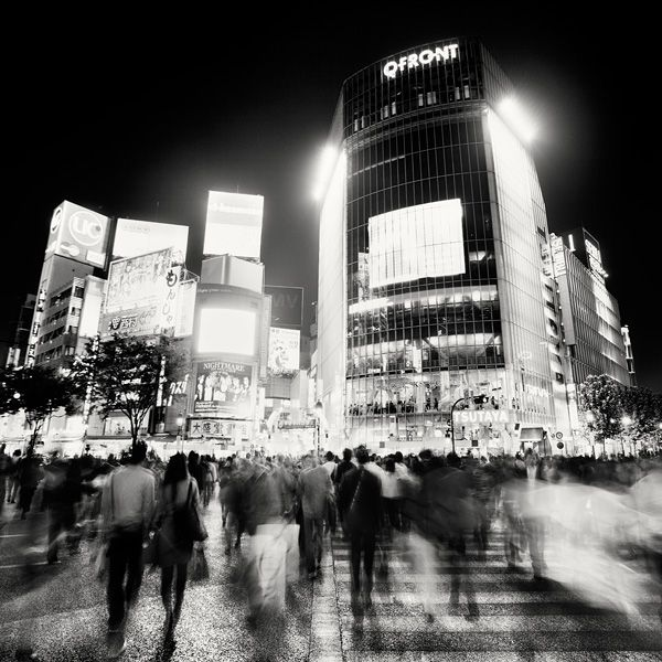 Photography of Tokoyo at night by Martin Stavars. http://www.martinstavars.com/nightscapes-tokyo/010.php: Tokyo Cityscapes, Dramatic Black, Cityscapes Photography, White Photography, Tokyo Japan, Tokyo 2010, Night Landscape, Black White, White Cityscapes