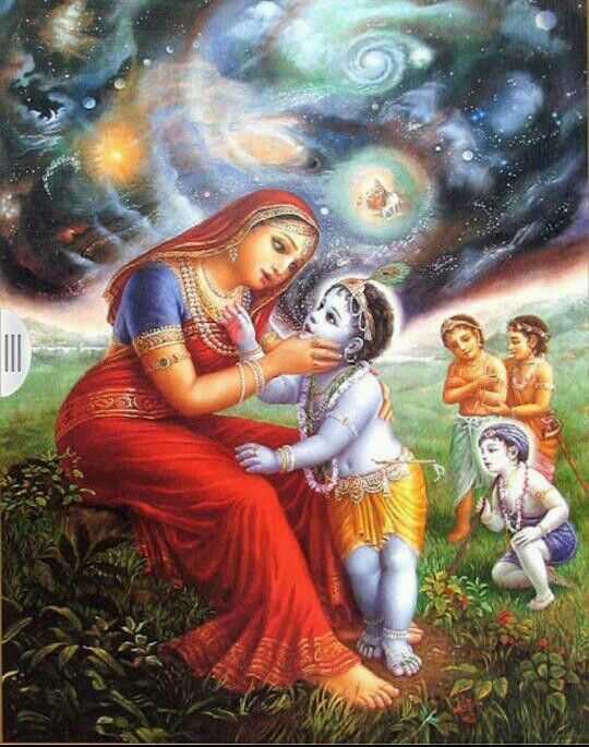 Bebe krishna