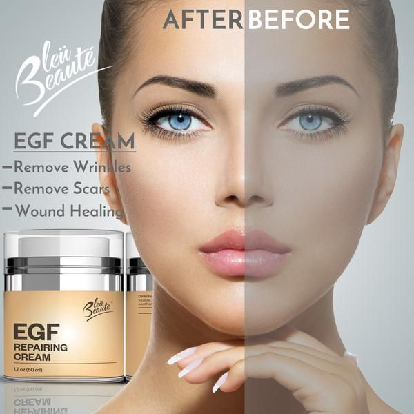 EGF Repairing BB #Cream – for #wrinkles, wounds, a…