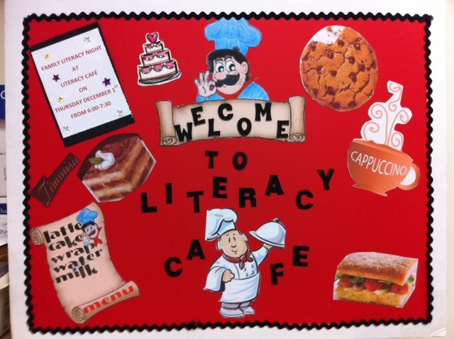 Welcome to Literacy Cafe!