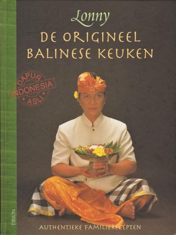 De Origineel Balinese keuken, Lonny Gerungan