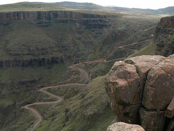 Drakensberg Adventures Sani Pass Tour