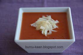 Bebeğimin Güncesi: Sütlü Domates Çorbası