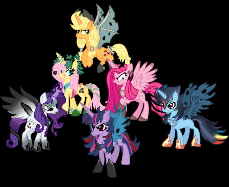 1000 Images About Evil My Little Pony On Pinterest MLP