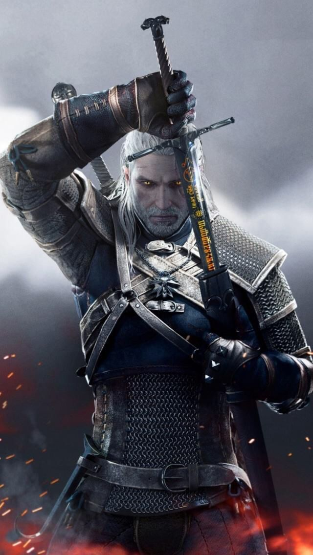 The Witcher 3 Geralt of Rivia Game of the year Games