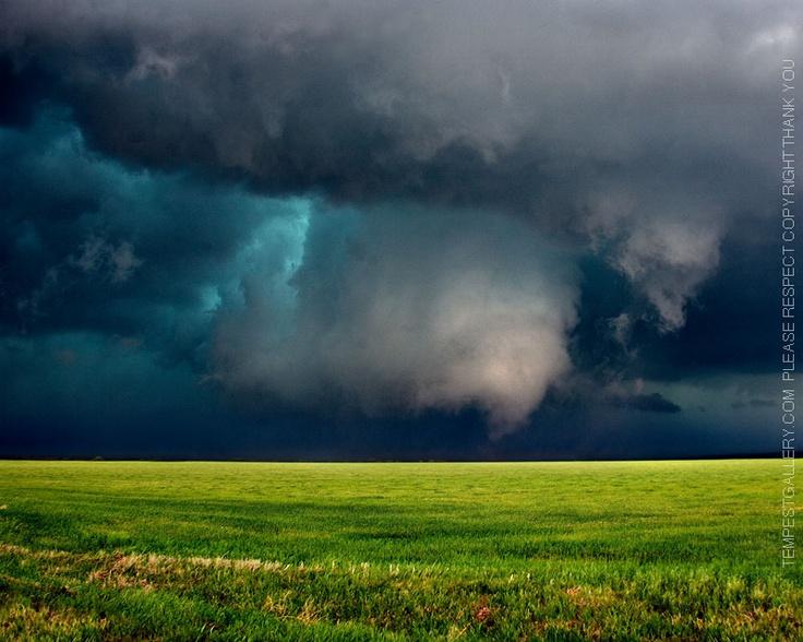 Kansas Stormy Sky...Stephen Locke