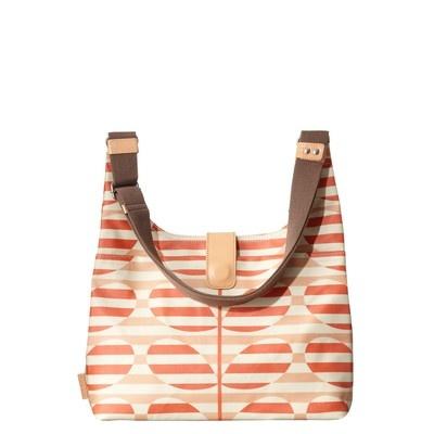 My new Orla Kiely bag, thanks Mike!