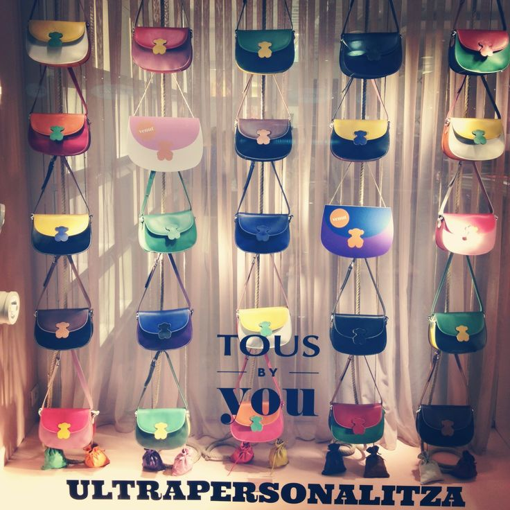 Shop window TOUS by YOU
