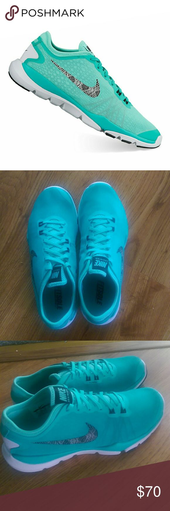 Nike flex cross training shoes Nike flex supreme 4.    Brand new. Lightweight mesh upper delivers breathable flexibility. No trades. Nike Shoes Athletic Shoes