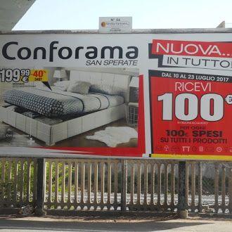 Cagliari, Conforama