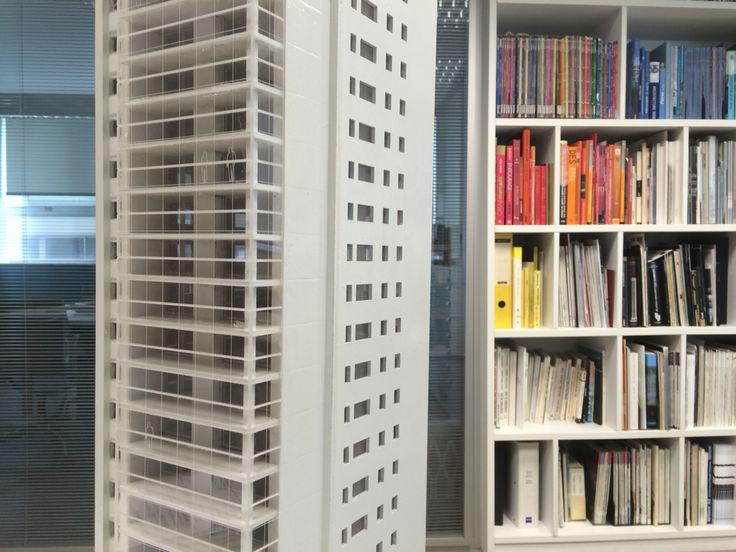 Architecture model by Plano-Espaço Arquitetura, Brasil.