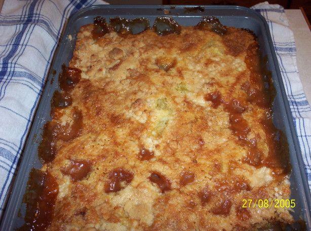 Zucchini Cobbler Recipe - Food.com