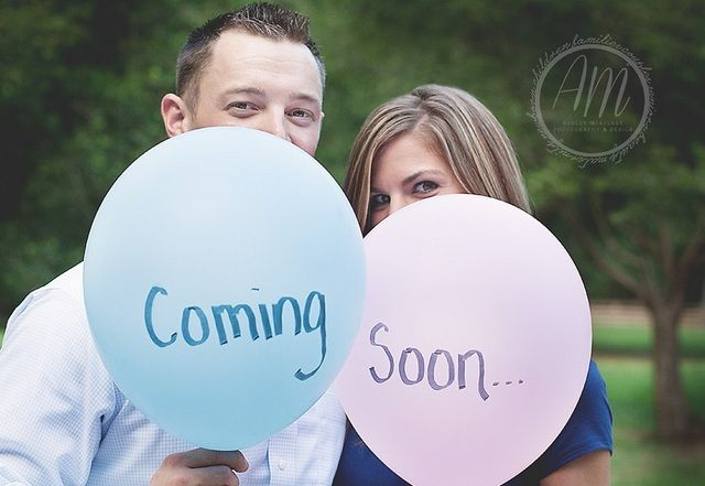 Pregnancy Announcement Idea #pregnancy