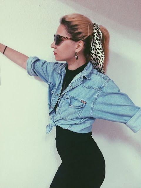 "Ana Siesta : Retro Me or ""2 ways to wear bodycon mini dress""  :..."