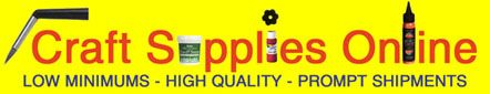 Craft Supplies Online, discount art and craft supply store.. SALE 50% to 70% NOW!