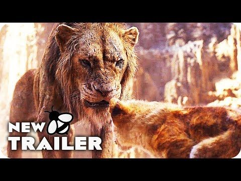 Exciting That Ending The Lion King Trailer 2 2019