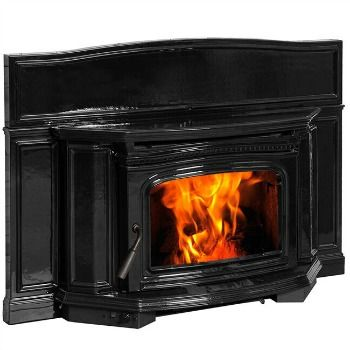 The Alderlea T5 classic insert provides long-lasting, efficient heat with an elegant design.