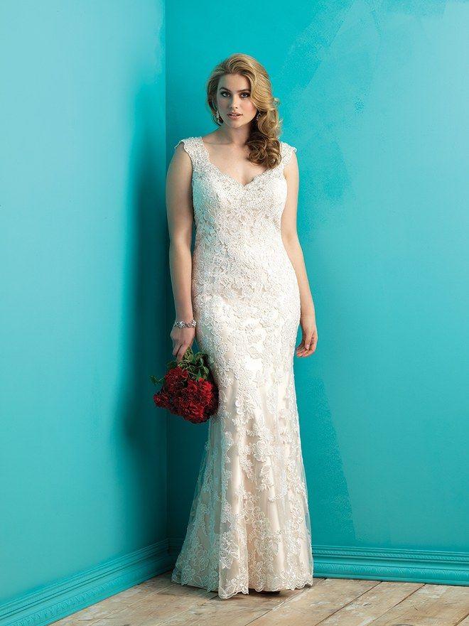 Brautkleid von Allure