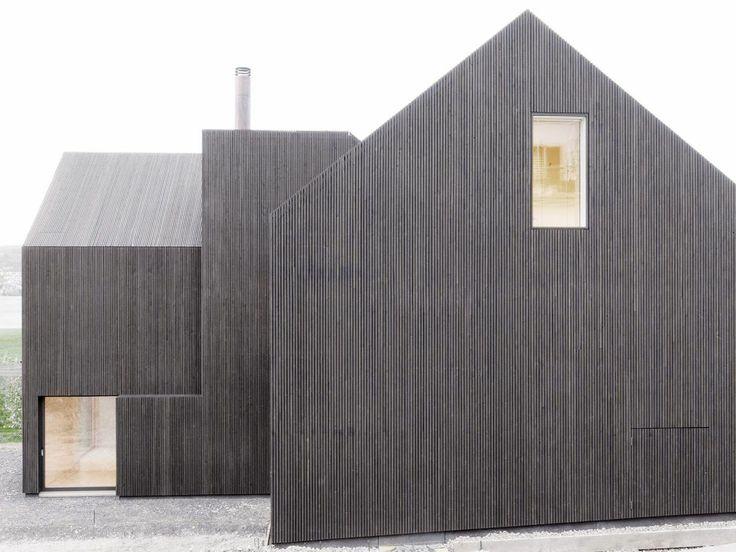 best architects architektur award // Rossetti + Wyss Architekten / Gottshalden / best architects 13 / Wohnungsbau
