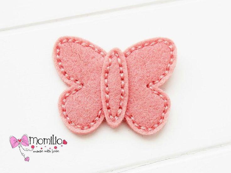 Momilio spineczka motylek w Momilio na DaWanda.com