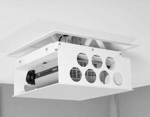 Screen Technics Interfit Projector Lifts | The Listening Post Christchurch and Wellington