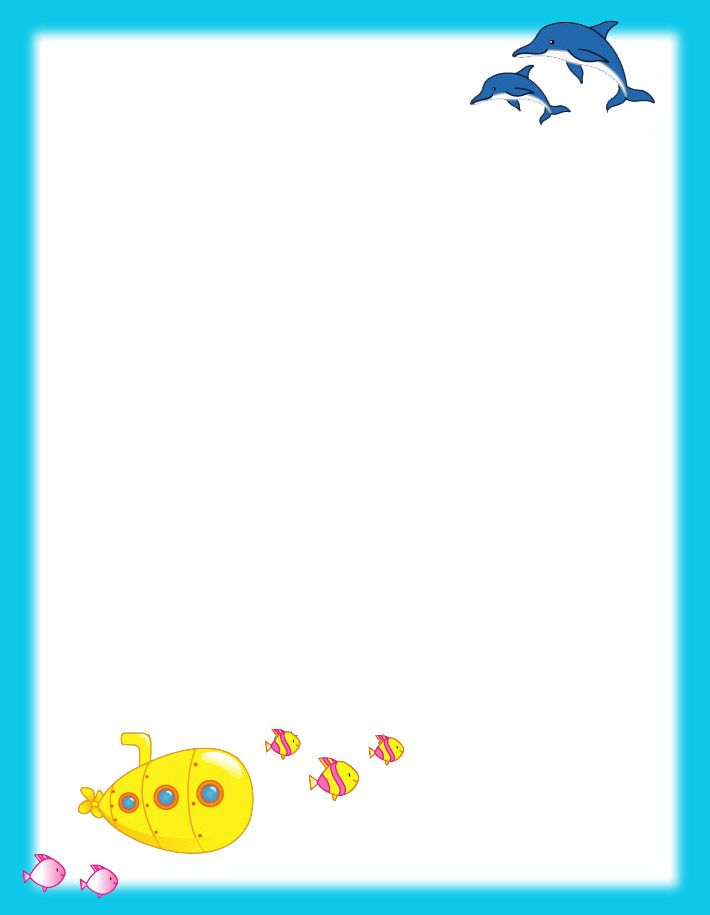Free Printables Letterhead Templates 3 Free Children S Stationary Printables Free Letterhead Design Printables Free Kids Kids Stationary