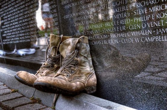 What Sets The Vietnam Veteran Apart From All Other Wars by Jack Smith