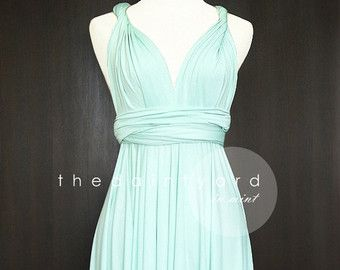 1000 Ideas About Infinity Dress Bridesmaid On Pinterest