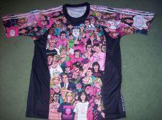 2010 2011 Stade Francais Rugby Union Shirt Adults 2XL Paris France Classic Jersey