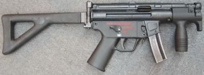 Heckler & Koch MP5 - Internet Movie Firearms Database - Guns in Movies, TV and Video Games Find our speedloader now! http://www.amazon.com/shops/raeind