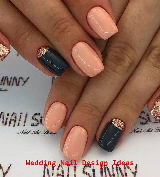 34 Hochzeit Nail Art Designs, die Sie mögen werden – Diy Wedding Nails