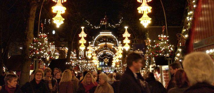 Besøk julemarkedene i 20 europeiske storbyer.