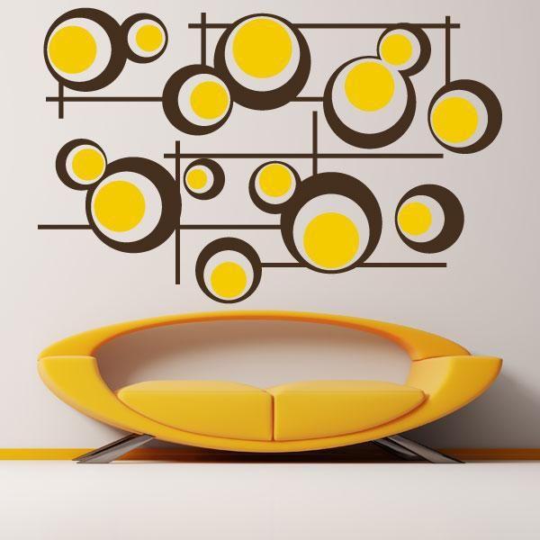 17 best images about paredes decoradas on pinterest for Paredes decoradas
